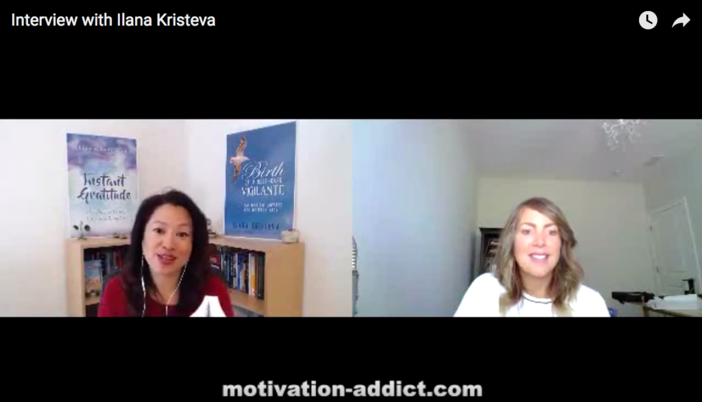 Ilana & Julie on Motivation Addict April 2019